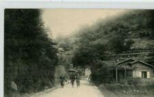Japan nagasaki Mogi Road 1910