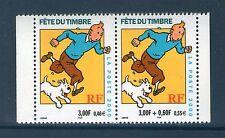 TIMBRES P3304A NEUF XX LUXE - TINTIN ET MILOU - FETE DU TIMBRE 2000