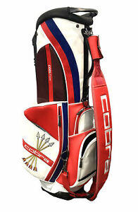 Rare Cobra x Vessel 2018 Rickie Fowler Shinnecock Hills US Open Stand Bag