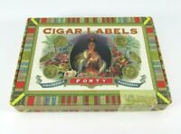 Cigar Postcards Collectible 40 By Stryker Lampe Vision Cuba Labels