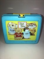 Vintage 1980 Hallmark Shirt Tales Character Lunch Box See Pics, Uncommon color!