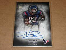2012 Topps Inception DEVIER POSEY Rookie Card Autograph Texans-Broncos Ohio St