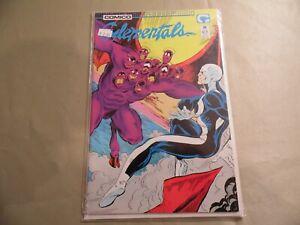 Elementals #26 (Comico 1988) Free Domestic Shipping