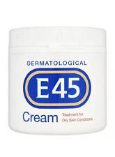 2X E45 Cream New Large Tub for Dry Skin Dermatological Face Body Moisturiser350g