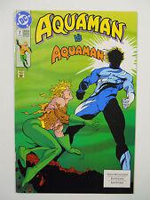 Vintage! Dc Comics Aquaman #7 (1992)