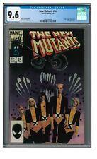 New Mutants #24 (1985) Sienkiewicz Cover Cloak & Dagger CGC 9.6 EB717