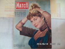 PARIS MATCH N°241 31/10/1953 FRANCOISE CHRISTOPHE UTRILLO GEORGES BRASSENS G44