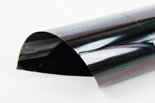 12,50 €/ M ² 100% opache NERO Pellicola per finestra 3 x 91 cm verdunklungs