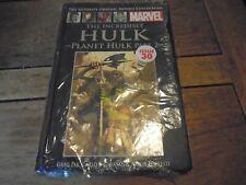 MARVEL Ultimate Graphic Novels Collection Incredible Hulk Planet Hulk part 2
