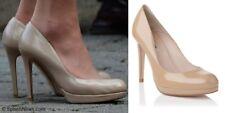 LK bennett sledge taupe shoes Kate Middleton size 6 1/2 or 39.5