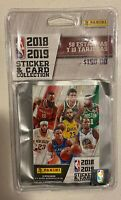 2018 2019 Panini BLISTER NBA 10 Pack Stickers Box Luka Doncic Rookie Trae Young