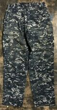 US Navy NWU USN Army Digital Pattern Trousers Working Army Pantalon SL Small long