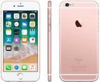 Fully Unlocked Apple iPhone 6S [64GB] A1688 (CDMA+GSM) Rose Gold Grade A