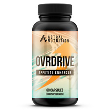Ovrdrive® Appetite Enhancer | Powerful Weight Gain Supplement | Astral Nutrition