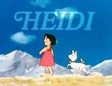 Heidi: La Serie Completa En Español Latino, ( SET DE 17-DVD'S)