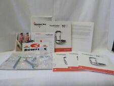 Bowflex Treadcclimber TC10 Manuals Recipes Journal Tools Oil