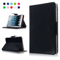 Flip Stand Cover Case Protective Shell For Samsung Huawei Android Tablet