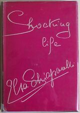 SHOCKING LIFE by Elsa Schiaparelli Hard Bound First Edition Dust Jacket