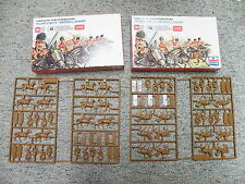 Esci AMT Ertl 1/72  Box#217 Napoleonic Scots Greys British Cavalry 2 boxes