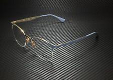 RAY BAN RX6422 3039 Top Matte Grey Shiny Gold Demo Lens 49 mm Women's Eyeglasses
