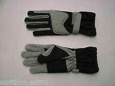 Guantes de karting y racing color principal negro