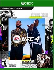 UFC® 4 Pre-order Edition (Xbox One) NO DISC, READ DESCRIPTION