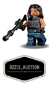 RARE Lego Star Wars - Cara Dune -  Cancelled Character Minifigure [75254]