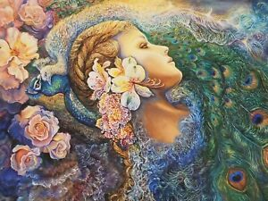 Josephine Wall Jigsaw Puzzle Collection 750 pcs by Rose Art Sealed 97383