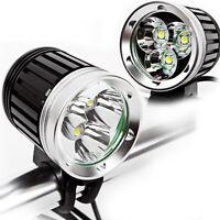 CREE XM-L XML T6 X3 LED MTB Front Bike Bicycle Light Headlamp Headlight Torch