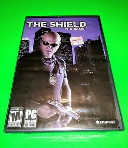 Video Game PC The Shield The Game NEW SEALED BOX