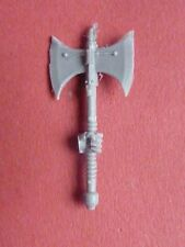 FORGEWORLD LEGION Mark II (2) & III (3) LEFT HAND POWER AXE - Bits 40K