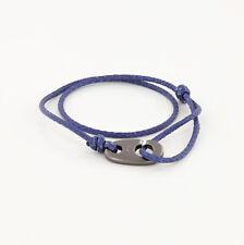 Sailormade Matt Charger Marine Cord Bracelet NWOT - Blue