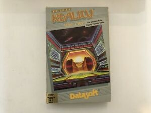 Alternate Reality: The City by Datasoft for Atari - Boxed Vintage Software