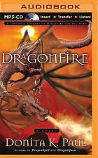 DragonKeeper Chronicles: DragonFire 4 by Donita K. Paul (2015, MP3 CD,...