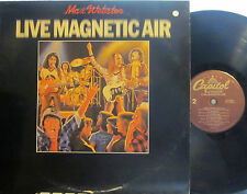 Max Webster - Live Magnetic Air  (Kim Mitchell)  ('79)