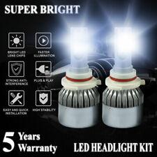 9005 HB3 H10 2000W 300000LM LED Headlight Bulbs Kit Hi/Lo Beam 6000K  Fog Lamp