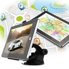 """Car 7"""" TFT Touch Screen GPS Navigation MTK FM 128MB 8GB+Western Europe Map"""