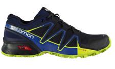 SALOMON Speedcross Vario 2 Mens Trail Running Trainers Blue Size UK 8 *REFCHS6