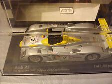 Audi MINICHAMPS Diecast Rally Cars