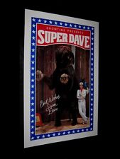 Original 1988 SUPER DAVE OSBOURNE Showtime Movie Poster Full Size 1 Sheet 27x41