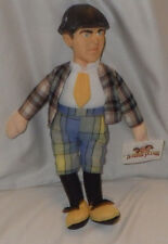 """Play by Play The Three Stooges Figure Doll Moe Toy 14"""" Tall NWT"""