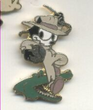 RARE PINS FELIX LE CHAT - ET CROCODILE