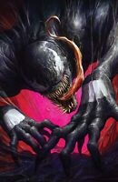 🚨🔥🕸 VENOM #28 DAVE RAPOZA Exclusive VIRGIN Variant NM Knull