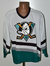 NHL ANAHEIM DUCKS ICE HOCKEY SHIRT JERSEY NIKE SIZE M ADULT