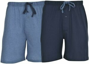 Men's Hanes X Temp, Comfort Flex, Knit Sleep/Lounge Shorts, S (28-30), 2-Pack