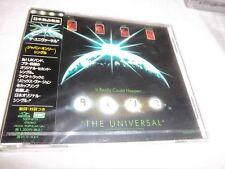 BLUR-THE UNIVERSAL 4 TRKS EMI TOCP-8770 JAPAN ONLY NEW SEALED CD
