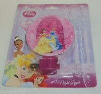 DISNEY PRINCESS Night Light NIP  #1