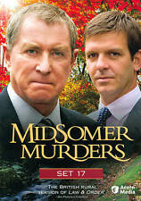 MIDSOMER MURDERS - THE COMPLETE SET 17 - LIKE NEW