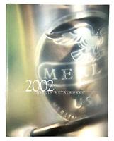 Merlin Titanium Bicycle Catalog Year 2002 Road / MTB Ton Kellog