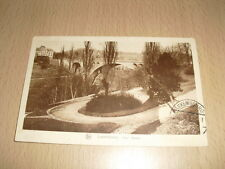 CPA Carte Postale Ancienne Luxembourg Pont Adolphe